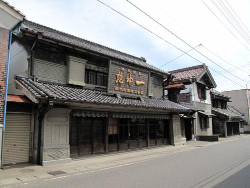 みちのく宮城の小京都、村田町の蔵の町並み