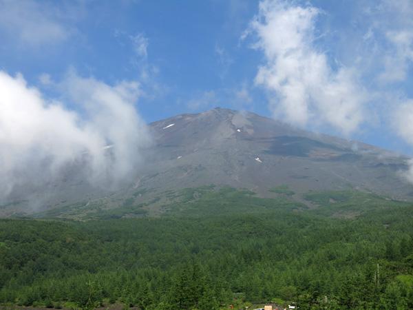 富士山 その1(5合目~7合目)