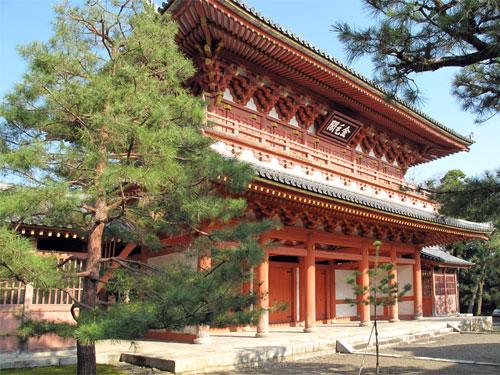 大徳寺・・・特別拝観の総見院を見学。