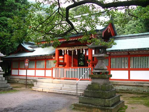 神谷神社(かんだにじんじゃ)