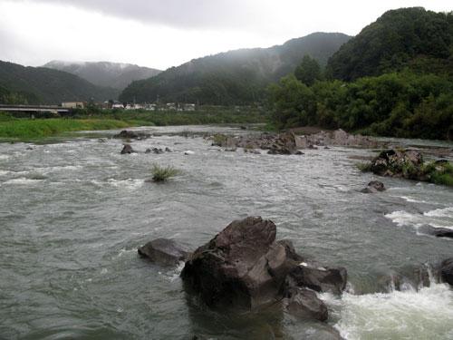 四万十川が見たい!