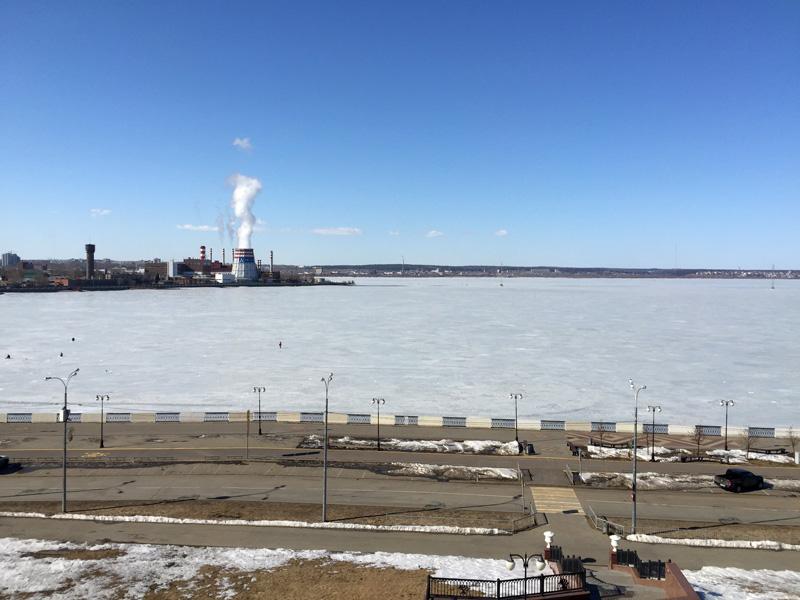 イジェフスク湖 – ロシア
